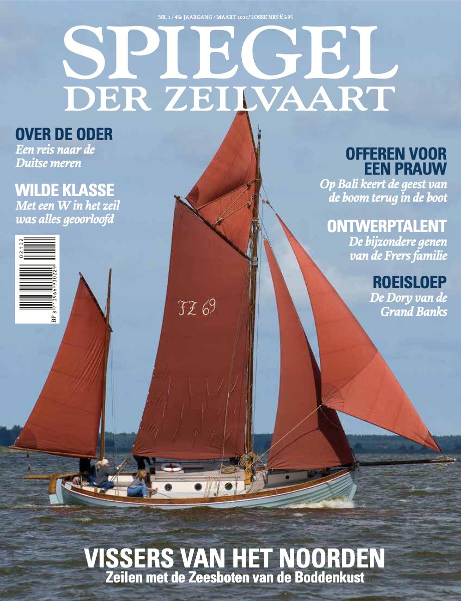Spiegel der Zeilvaart 2021/02